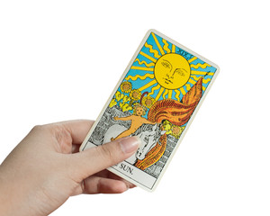 Tarot card, The Sun