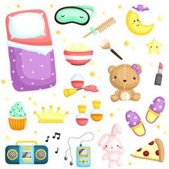 Slumber Party Items