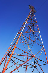 Tower power lines