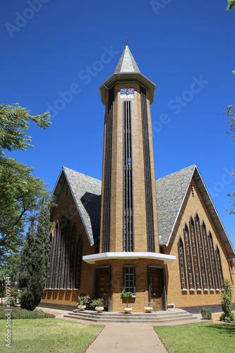 Otjiwarongo Namibia  city photo : Kirche in Otjiwarongo. Namibia