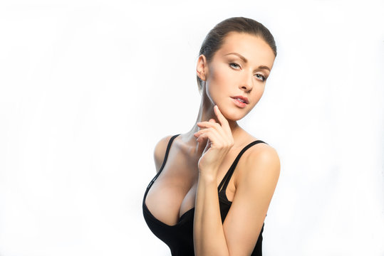 Young girl breast implants inserted 3 a size