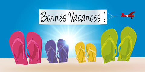 VACANCES TONGS