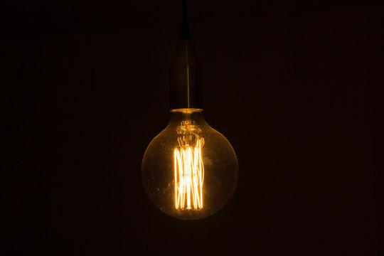 Big lightbulb turned on