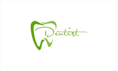 Dental, Dentist Logo