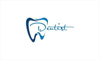 Dental, Dentist Logo