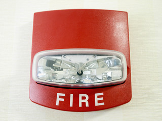 Fire Alarm Light
