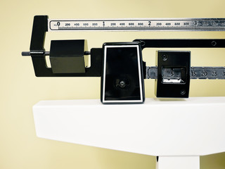 Physician Balance Beam Scale Picture