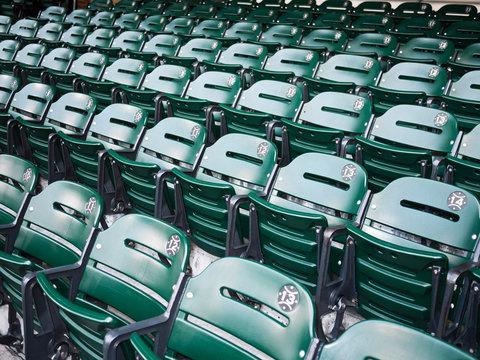 Sports Stadium Seats Picture