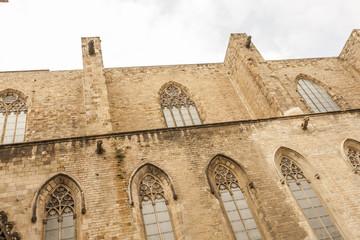 santa maria del mar barcelona church