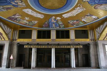 Das königliche Theater Stærekassen in Kopenhagen / Dänemark