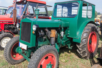 Oldtimer Traktor IFA Pionier