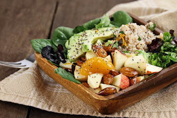 Fruit and Quinoa Salad