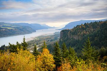 Columbia, Columbia Gorge