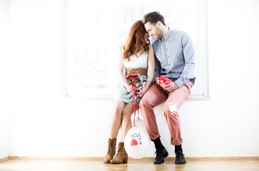 love date couple