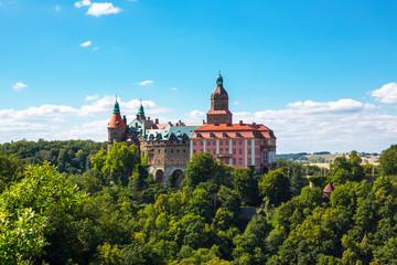 Ksiaz Castle Książ, Poland