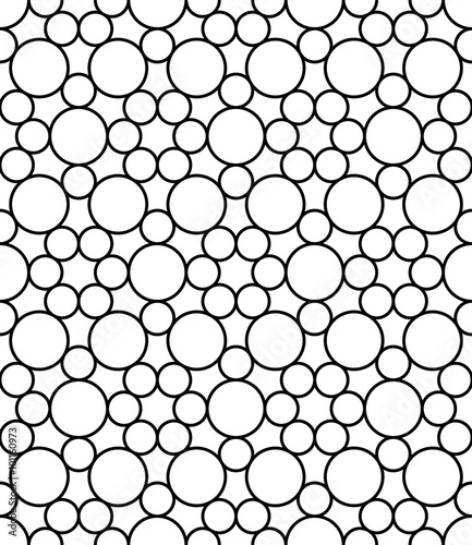 Geometric Patterns Black And White Circle | www.pixshark ...