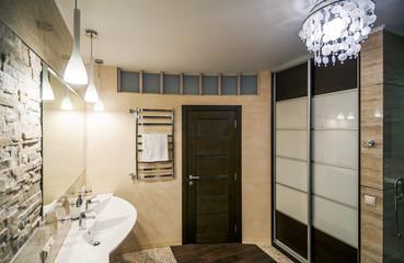 Beautiful Bathroom in Luxury flat