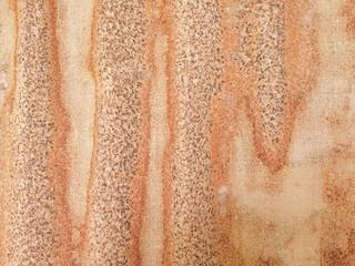 Rusty zinc wall texture background