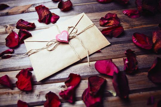Letter for sweetheart