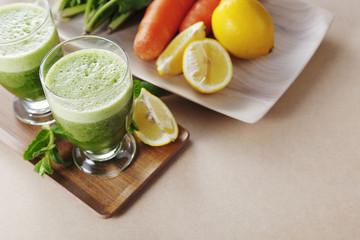 野菜ジュース Vegetable juice