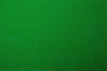 green biliard cloth color texture close up