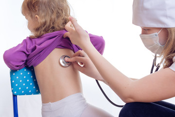 children stethoscope