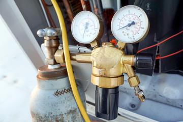 Manometers High-pressure