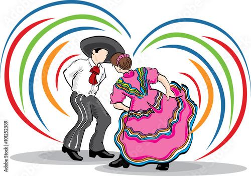 28 de mayo bailando - 5 6