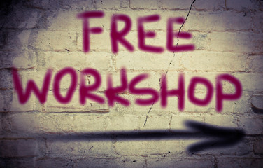 Free Workshop Concept