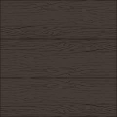 Wooden hand drawn texture background. Wood sketch surface bar, wood floor, wood grain, wooden dark brown planks.
