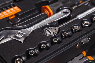 tools, close up