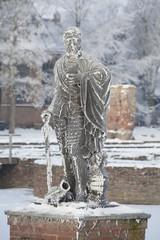 winter in Egmond aan den Hoef