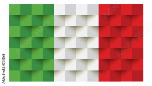 Bandiera Italiana Sfondo Immagini E Vettoriali Royalty Free Su