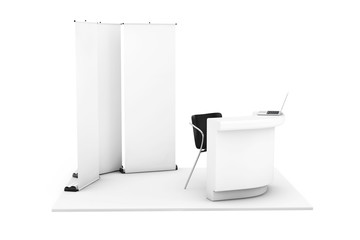 Trade Commercial Exhibition Stand