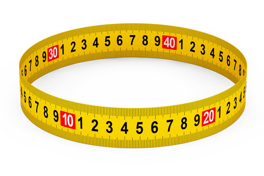 Measuring Tape as Circle