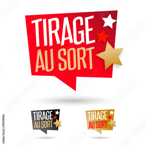 Tirage au sort stock image and royalty free vector files - Alphabet tirage au sort ...