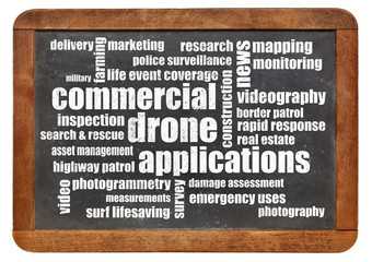commercial drone applications