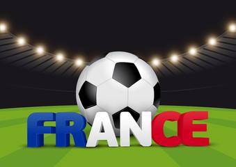 Foot France Stade