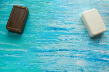 natural organic soap  table spa