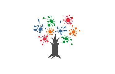 tree connection logo