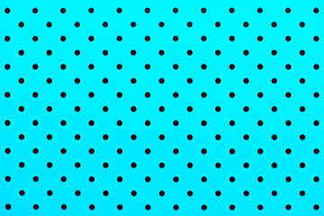 wallpaper pattern black dots in turquoise color background