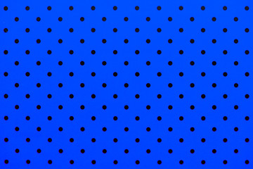 wallpaper pattern black dots in blue color background