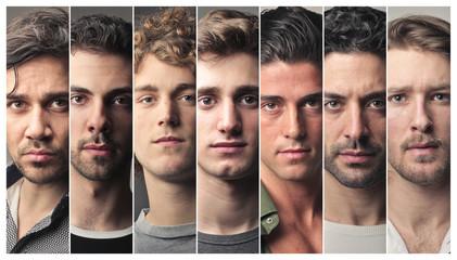 Men's gaze