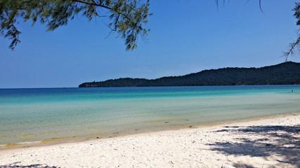Insel Koh Rong Sanloem