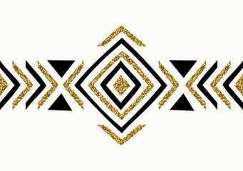 Abstract Ethnic Design