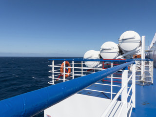 Life raft emergency equipment ship boat