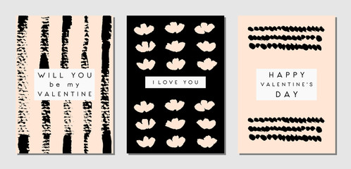 Valentine's Day Designs Set