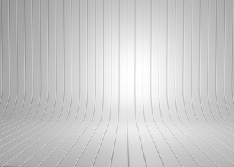 White stripe 3D background