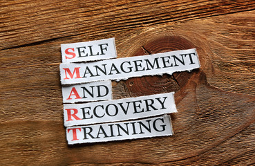 smart recovery training  definition on wood