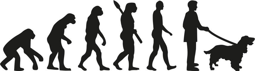 Cocker Spaniel evolution